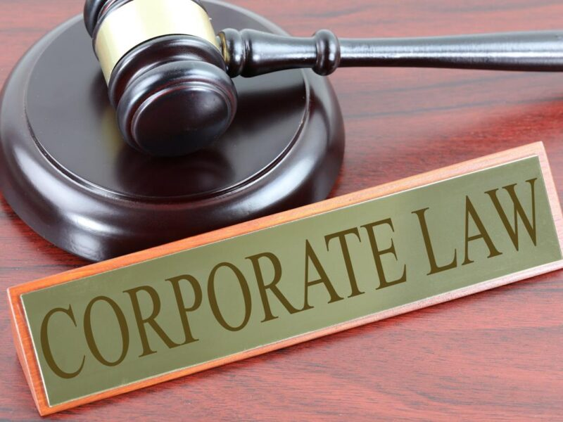 What is Corporate Law? Importance, Legal Guidelines