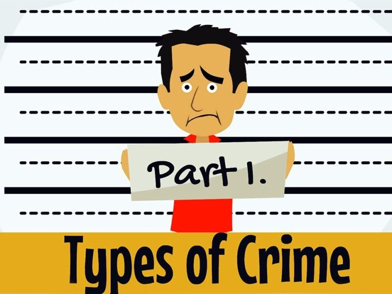 What Are the Different Types of Crimes?